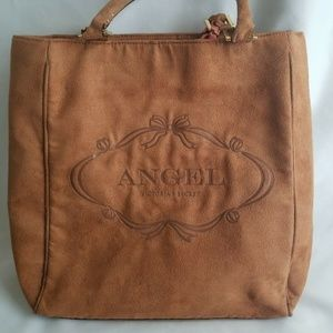Victoria's Secret Cosmetic Angel Tote Bag